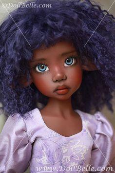 Fairy Dolls, Bjd Dolls, S Girls, Little Girls, Black Freckles, Jessica Rabbit, Dolls For Sale, Magic Art, African Culture