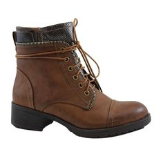 Posts about Boots written by jonachloe Combat Boots, Wedges, Posts, Leather, Shoes, Women, Fashion, Moda, Messages