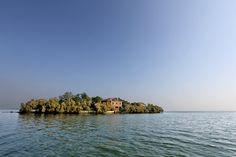 Carbonera in der Lagune von Venedig: Selbst ganze Inseln sind verwaist - die...