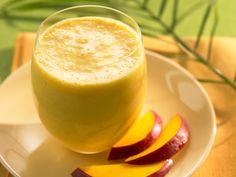 Mango Madness http://www.prevention.com/food/healthy-recipes/20-super-healthy-smoothie-recipes/mango-madness