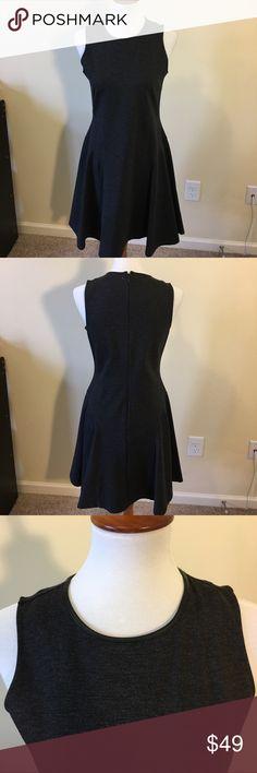 Lauren Ralph Lauren Drk Grey A-line Dress Size M Lauren Ralph Lauren Drk Grey A-line Dress Size M, NWT Lauren Ralph Lauren Dresses Midi