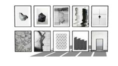 Black and white picture frames - 3D Warehouse