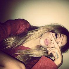 #cute hair, #makeup , #tattoo