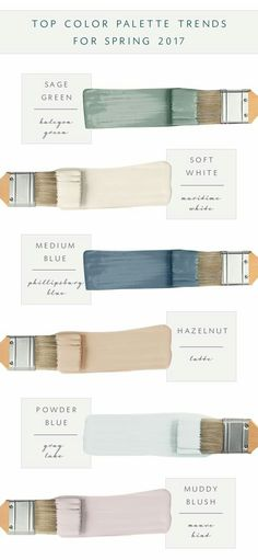 Med blue for accent wall for Cam, rose for Joan's walls?