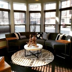 West Elm offers modern furniture and home decor featuring inspiring designs and colors. Create a stylish space with home accessories from West Elm. Dream Furniture, Modern Furniture, Michael Short, Armless Chair, Bay Window, West Elm, Sunroom, Home Accessories, Design Inspiration