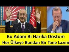 Erdoğan 'a Kılıçdaroğlunun Gafları nı Tezatlıklarını İzlettirdiler(Bu Adam Bir de Parti Lideri Garip - YouTube
