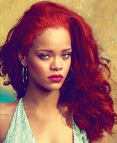 Rihanna in Cuba cover photo by Annie Leibovitz for Vanity Fair  October 2015