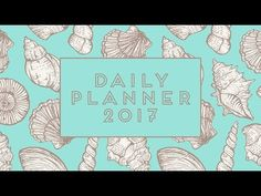 MEU PLANNER 2017 - DOWNLOAD - YouTube