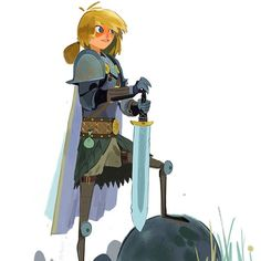 Another old @sketch_dailies topic - #Joanofarc #sketch_dailies