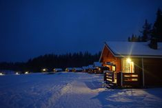 #lapland #northpole #santaland Best Youtubers, You Are The Father, Beautiful Places, Sweet Home, Cabin, House Styles, Outdoor, Outdoors, House Beautiful