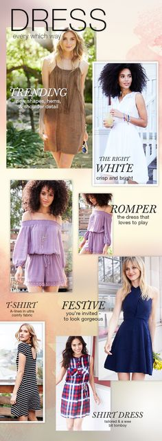 Dress every which way! Get the looks you love and save with free shipping at maurices.com!