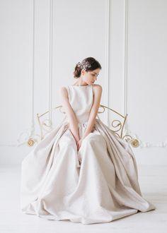 Bridal Dress. We Create Your Perfect Dress  EHO Showroom: str. Bernardazzi 62 #EHO #WeCreateYourPerfectDress #ExclusiveWeddingDress #EHObyevghenihudorojcov #FashionDesigner #EvgheniHudorojcov