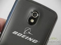 Boeing to release a Super-Secure Android Smartphone later this year