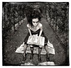 """""""A Twist In The Tale"""" from the """"Wonderland"""" Series 