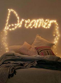 Dreamer-firefly lights effect #home #room #decor #womentriangle