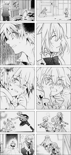 """A child?"" 