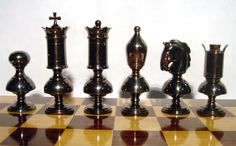 Giant Brass Metal Chess pieces set Big size Gold & black glossy finish Luxury Antique Collector V Star Wars Chess Set, Glass Chess Set, Luxury Chess Sets, Wood Chess Board, Wood Router, Wood Lathe, Chess Set Unique, Brass Metal, Solid Brass