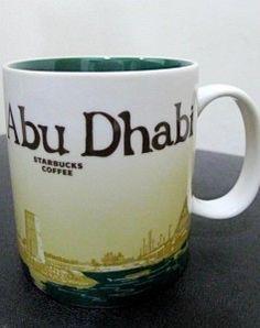 Starbucks Abu Dhabi Mug - got it :)