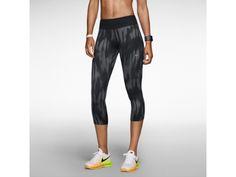 Nike Epic Run Printed Mallas de running recortadas - Mujer