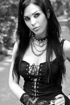 Gothic Model Emily Strange