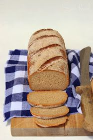 rozskenyér Hungarian Recipes, Food And Drink, Pizza, Breads, Bread Rolls, Bread, Braid Out, Sandwich Loaf