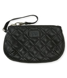1172991a1 Stud Quilted Round Wristlet from Aéropostale Guys And Girls