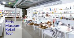 8 en 9 september: de Paris Museum Retail Tour