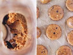 Raw cacao nib cookies by Ashlae | oh, ladycakes, via Flickr