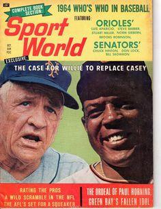 Sport World (Oct. 1964)