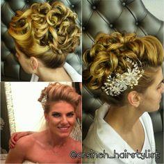 Congratulations to my lovely Bride Iveta. #hairbyarsinehghazarian #hairstylist #hair #hairandmakeup #avenuebeautyboutique #glendale #losangeles #california #hairsalon #beautysalon #glendalesalon #bridalsalon #bride #bridalhair #bridalstyle #weddinghairstyles #weddings #wedding #weddinghair #weddinghair #kenra #kenraprofessional #oliviagarden @kenraprofessional @Olivia García Garden International