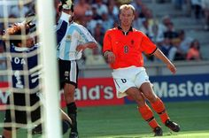 Dennis Bergkamp:  how I miss him on the Dutch squad...they may still have skill...but they lack the class and sportsmanship he represented...