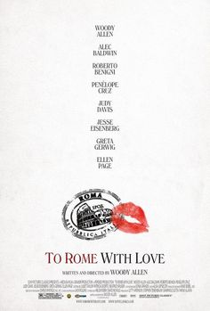 To Rome with Love (2012)