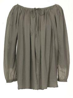Schnittmuster: Tunika - Carmen-Ausschnitt - Tuniken - Kleider & Tuniken - Plus - burda style