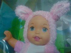 conejita little mommy- bebita en disfraz