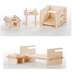 Modular Furniture by Manzanita Kids