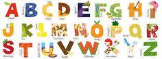 Lovely Alphabets