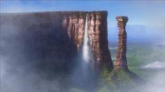 Mount Roraima, Venezuela | Mount Roraima, borders of Venezuela, Brazil, Guyana ...