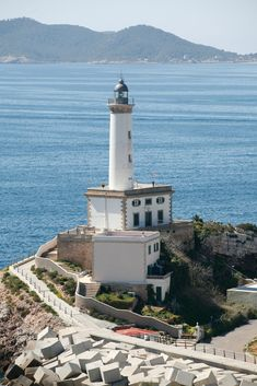 Faro Botafoc, ad Ibiza  #lighthouse #mare #sea #faro #Ibiza