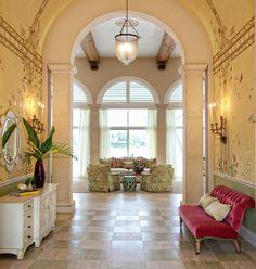 Interior Designer Jupiter Florida - Palm Beach Casual
