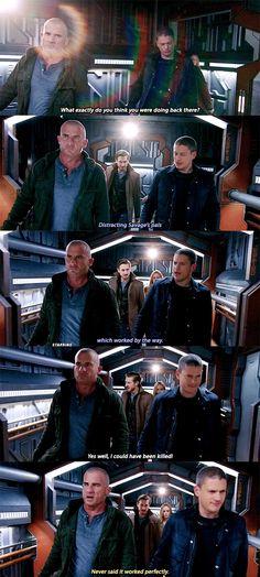 legends of tomorrow  1x13