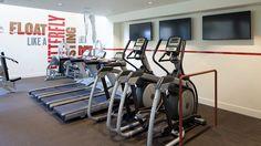 Fitness center Madera