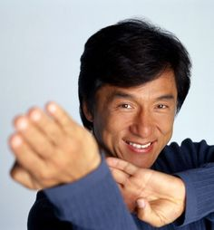 """He is currently the world's most famous martial artist. """"I never wanted to be the next Bruce Lee. I just wanted to be the first Jackie Chan"""". Jackie Chan http://www.thextraordinary.org/jackie-chan"""