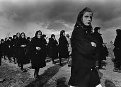 Viernes Santo. Bercianos de Aliste, 1971 © Rafael Sanz Lobato, VEGAP
