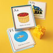 ABC cards - land of nod $29.00