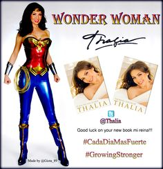 my WonderWoman! @Lady T