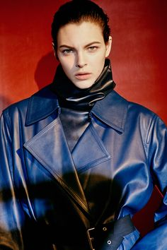 Smile: Vittoria Ceretti & Ulrikke Hoyer in Vogue China October 2016 by…