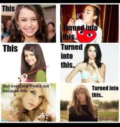 Yes. That's what I've been saying although I like Selena I just think she made a stupid choice by being in that movie!