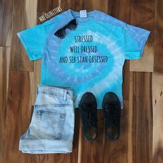 Stressed Well Dressed and Seb Stan Obsessed Wildflower Tie Dye T-Shirt ($24) ❤ liked on Polyvore featuring tops, t-shirts, grey, women's clothing, gray shirt, tie die shirts, tye die shirts, tye dye shirts and tiedye t shirts
