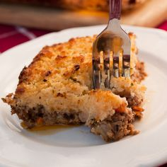 PALEO COMFORT FOOD: SHEPHERD'S PIE