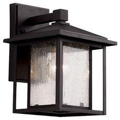 Bel Air Cast Alumium Outdoor Wall Light